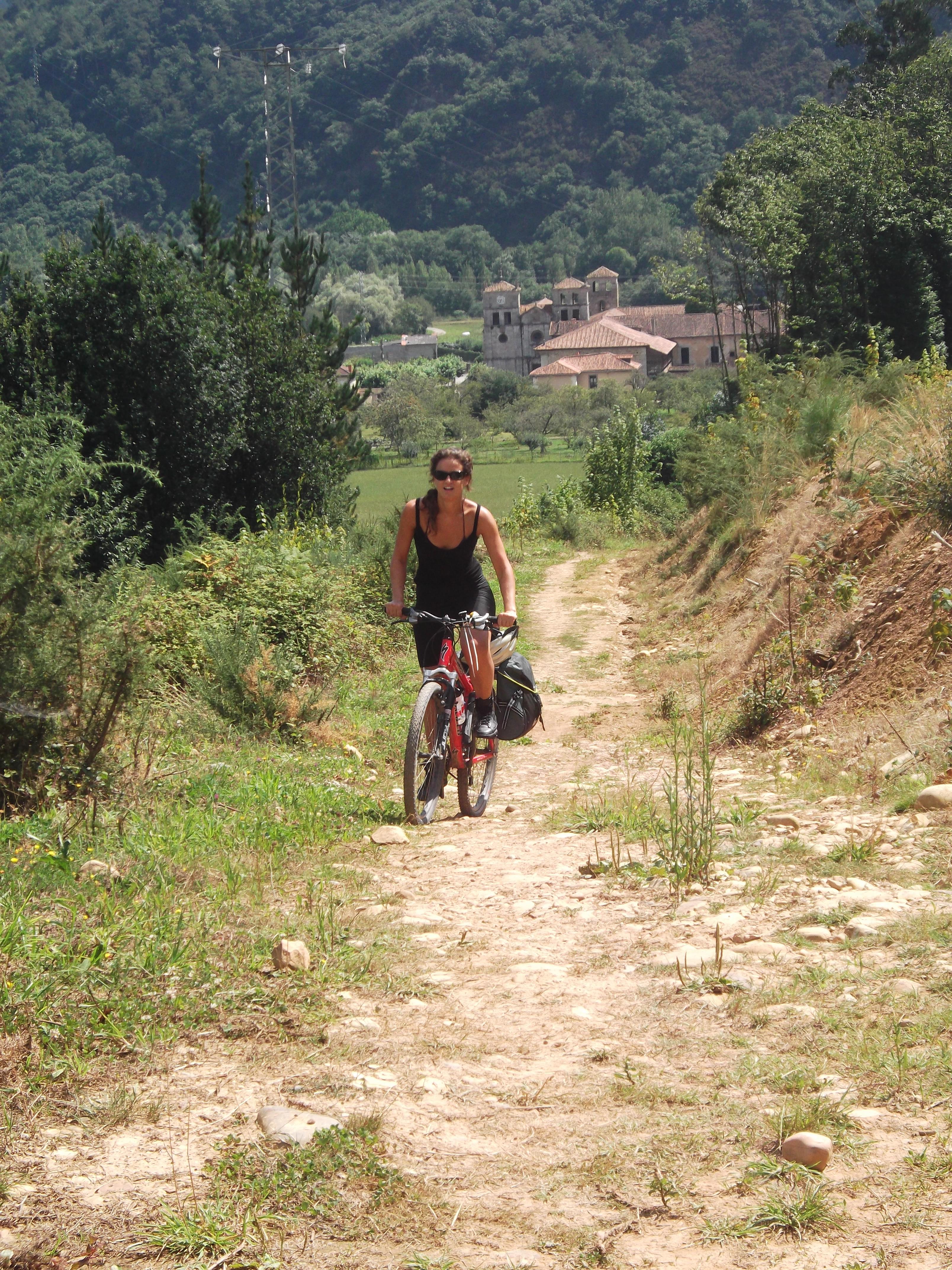 Desde Oviedo hasta Santiago por el camino primitivo en bici en 6 ...